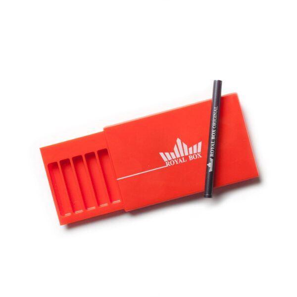 Royal Box – Plastic Vivid Red