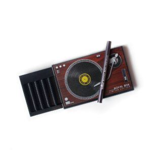 Record Player Black