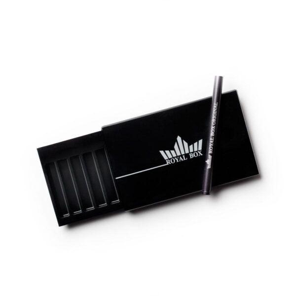 Royal Box – Plastic Black