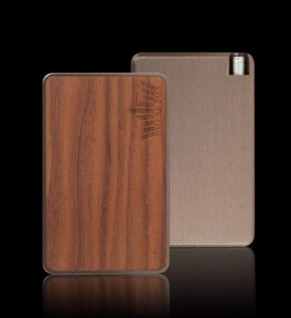 AMERICAN WALNUT Olive Brown