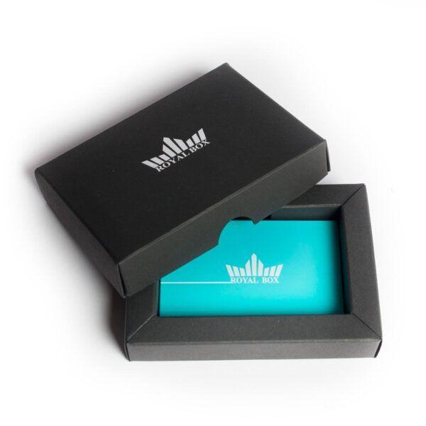 Royal Box – Plastic Blue